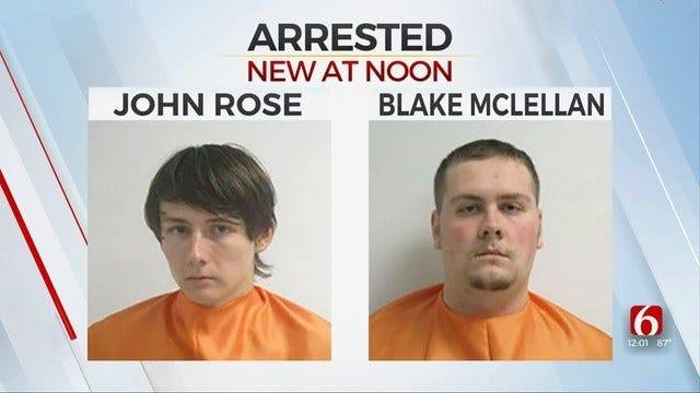 2 More In Custody In Mannford Nursing Home Abuse Investigation