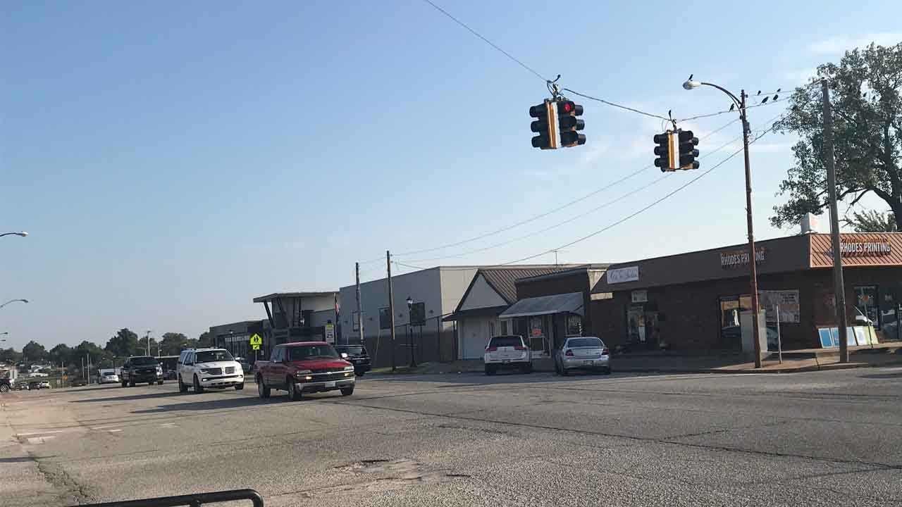 Road Project Starts Wednesday In Downtown Coweta