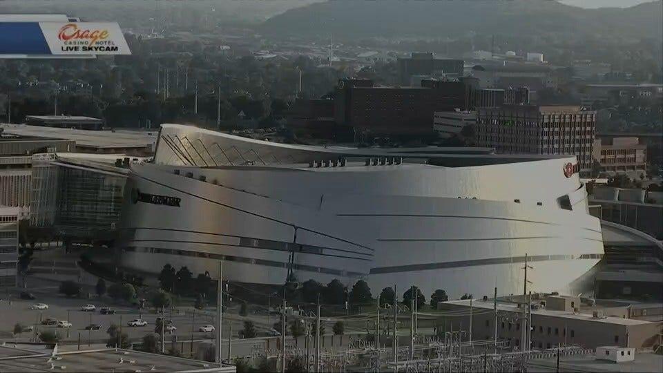 Tulsa's BOK Center Sees Multi-Million Dollar Renovation For New Lounge