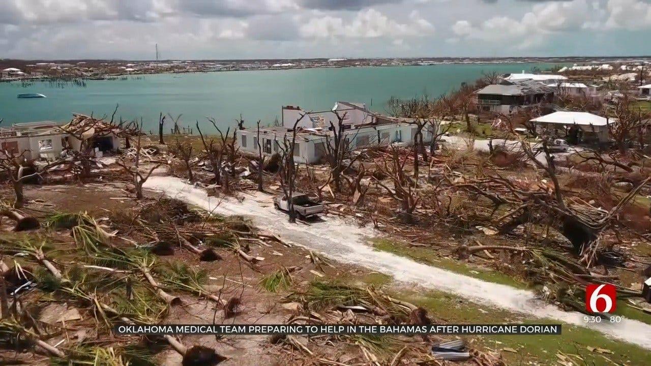 Oklahoma Medical Team Traveling To Bahamas To Aid Hurricane Dorian Victims