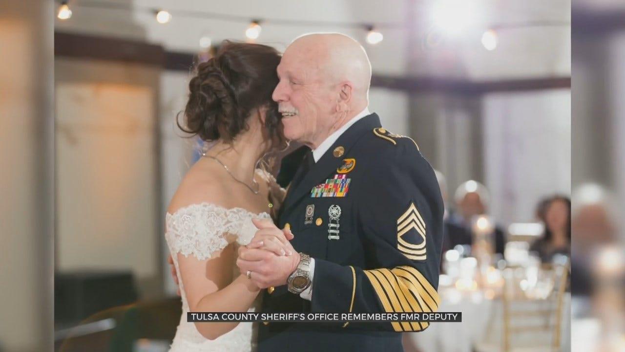 Retired Tulsa Co. Deputy Remembered As Hero
