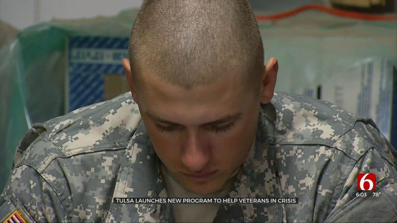 Oklahoma Leaders Create Challenge For Veteran Suicide Awareness