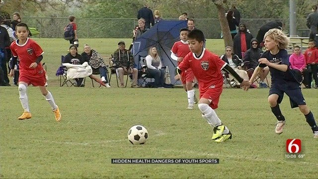 Hidden Cost Of Sports For Young Oklahoma Athletes