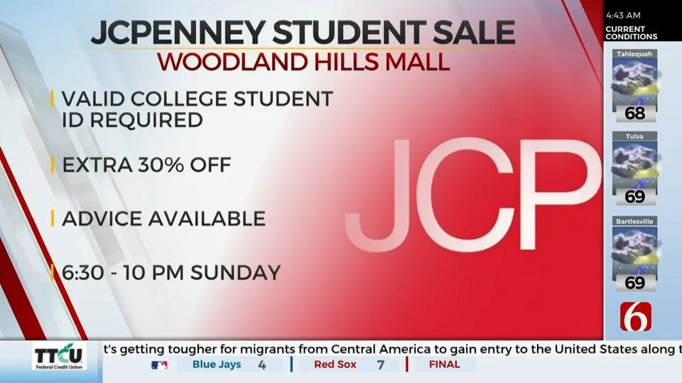 Business Clothing Event For College Students At Woodland Hills Mall