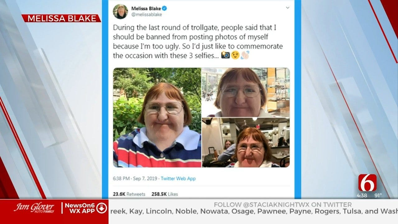 Woman Stands Up To Social Media Bullying With Viral Tweet