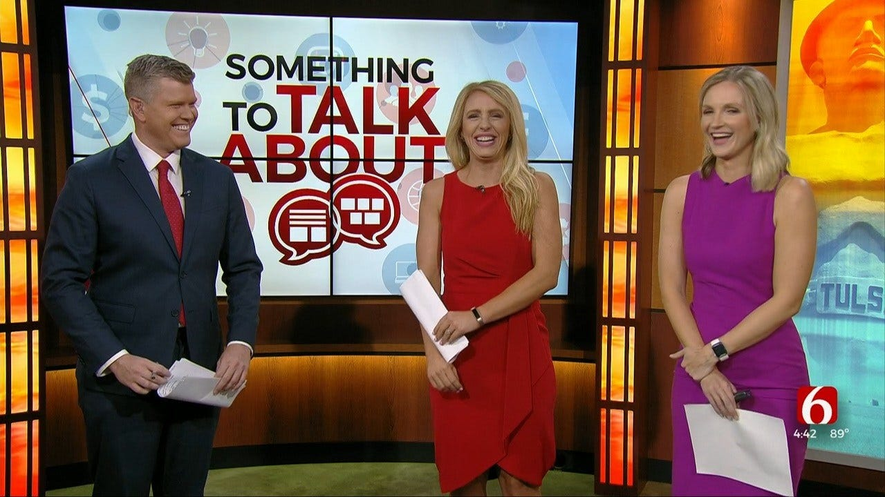 Something To Talk About: SOS Message, Toddler Best Friends, & Too Ugly For Selfies?