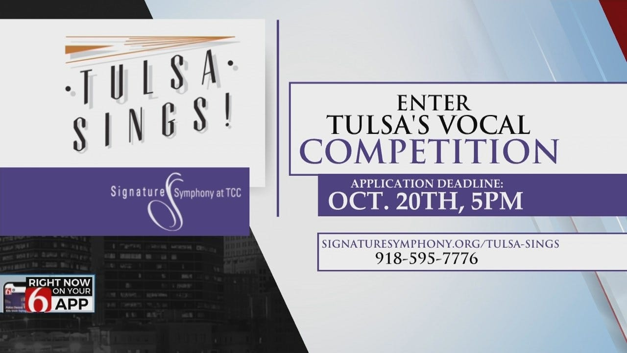 WATCH: Tulsa Sings Returns For Its 3rd Annual Competition