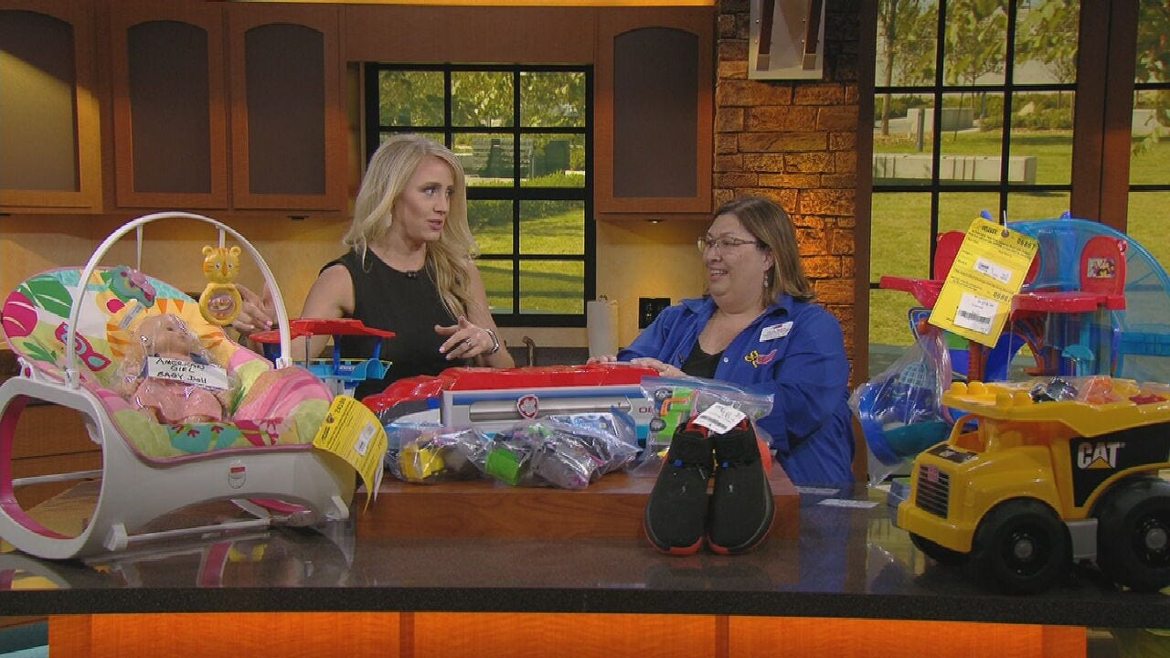 'Just Between Friends' Event Allows Parents To Buy Children's Items For Cheap