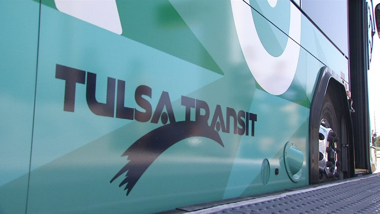 Tulsa Transit Restructuring Bus Routes For First Time In 15 Years
