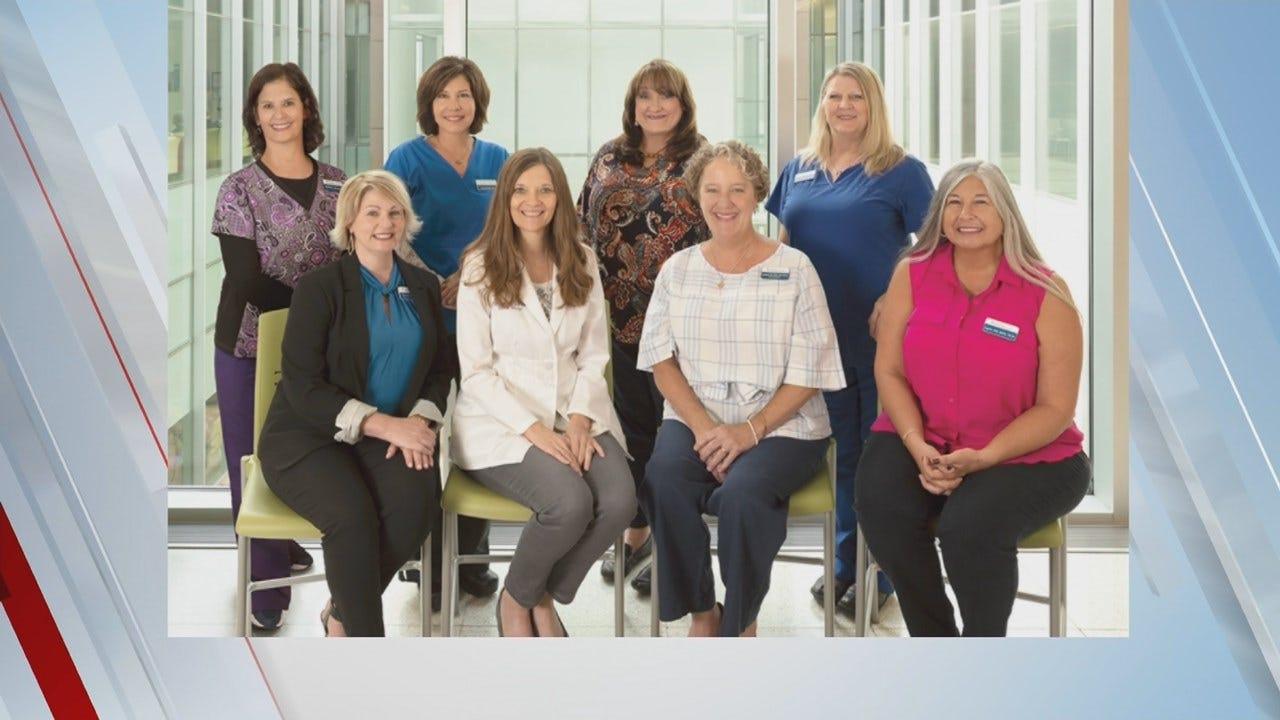 The Great 100 Nurses Foundation Honors Oklahoma Nurses