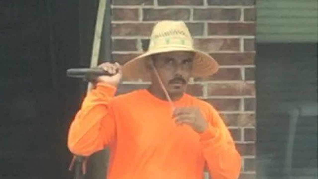 Broken Arrow Police Look For Indecent Exposure Suspect
