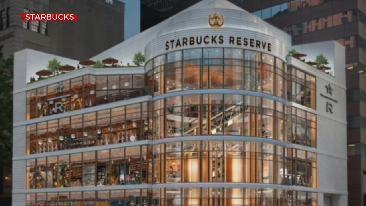 Something To Talk About: Largest Starbucks To Open In Chicago