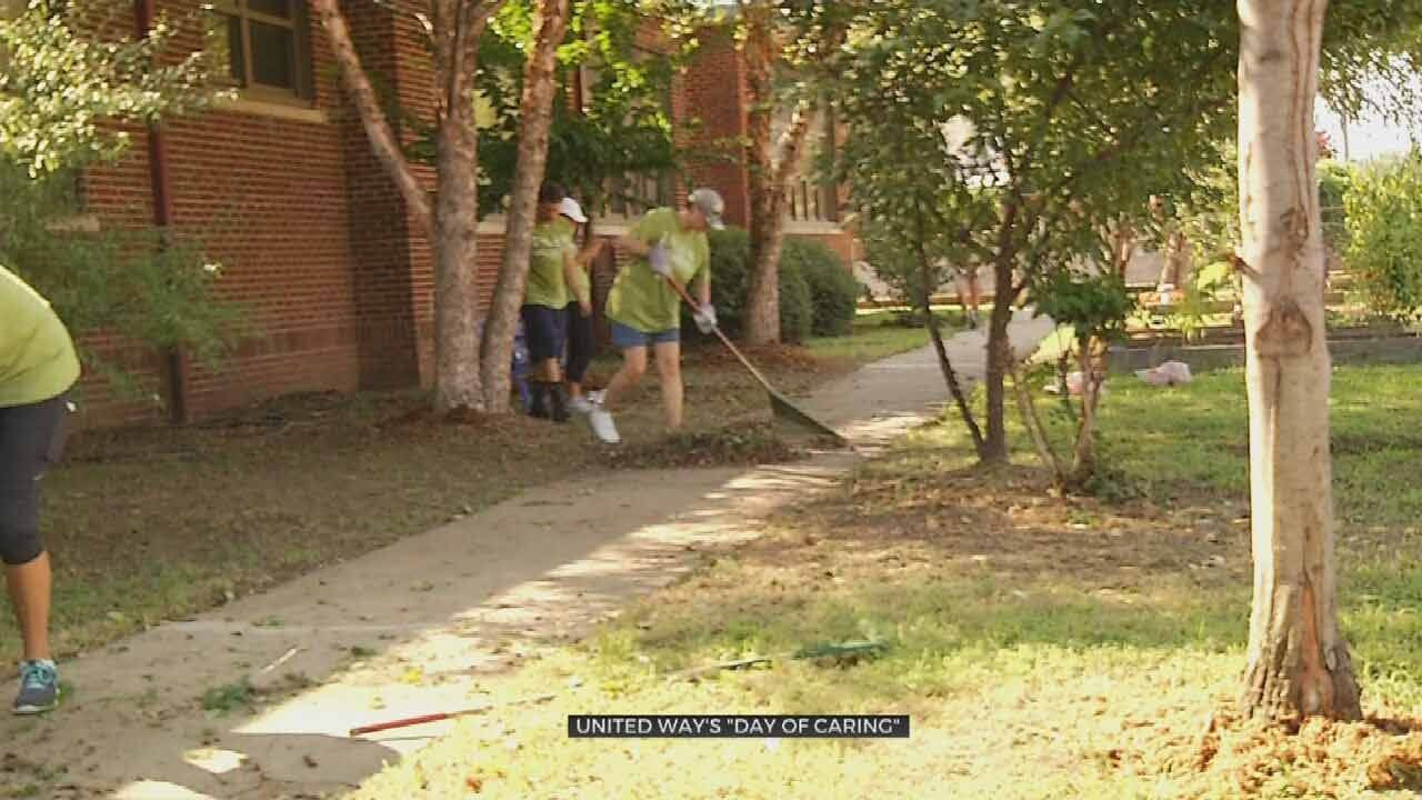Northeastern Oklahomans Give Back With United Way's Day Of Caring