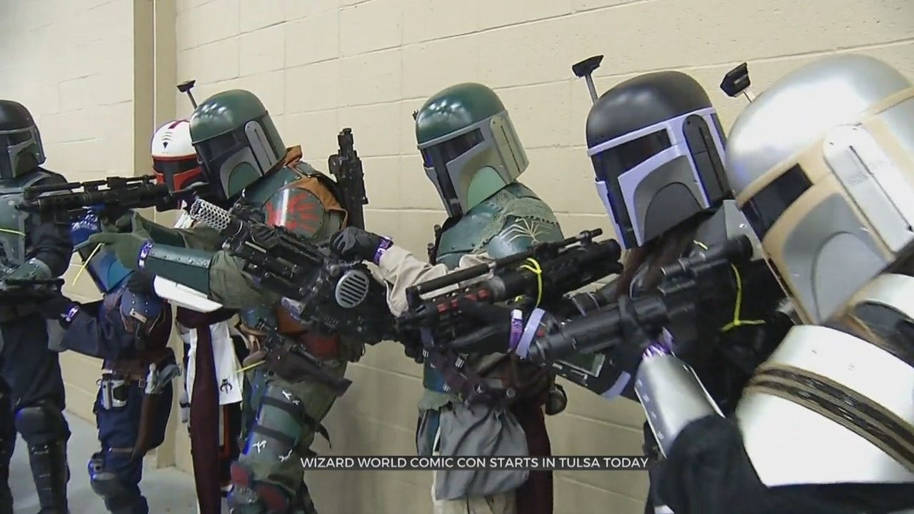 Wizard World Comic Con Returns To Tulsa At A New Location