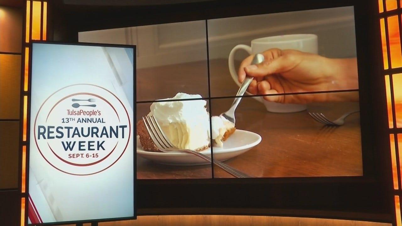 Tulsa Restaurant Week Helps Feed Oklahoma Children