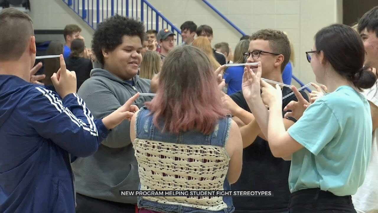 Oologah Program Aims To Break Down The Walls Between Students
