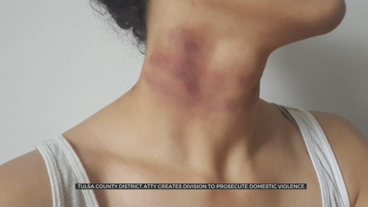 New Leader For Tulsa County's Domestic Violence Unit
