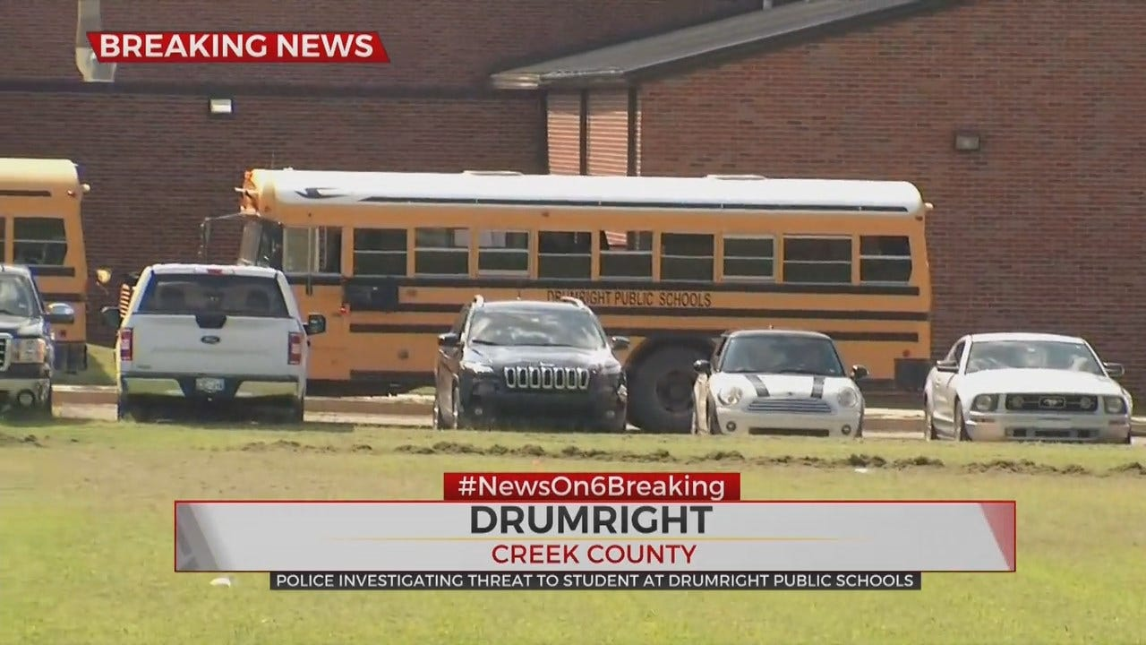 Drumright Police Say Threat Against Student Was A Hoax