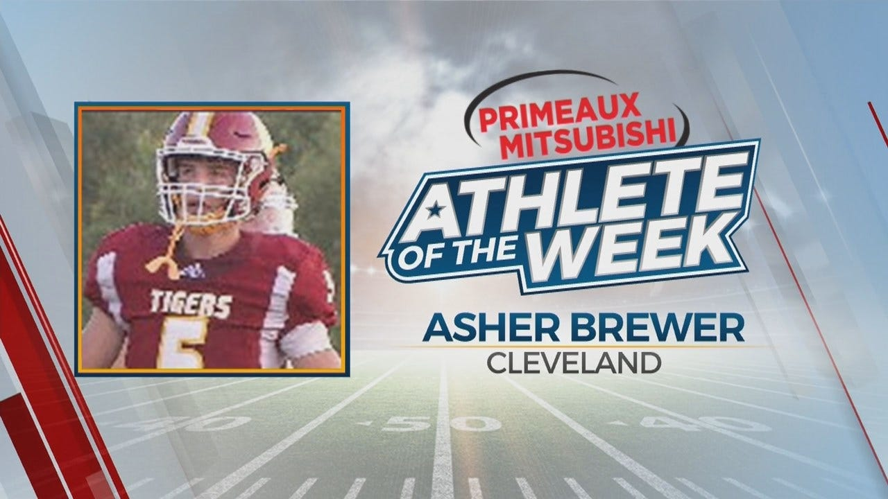 Week 1 Athlete Of The Week: Cleveland's Asher Brewer