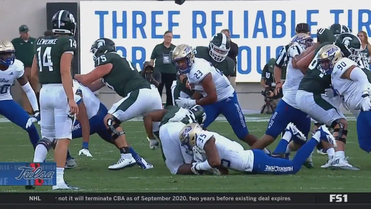 Tulsa Hurricanes Look To Clean Up With Upcoming Games