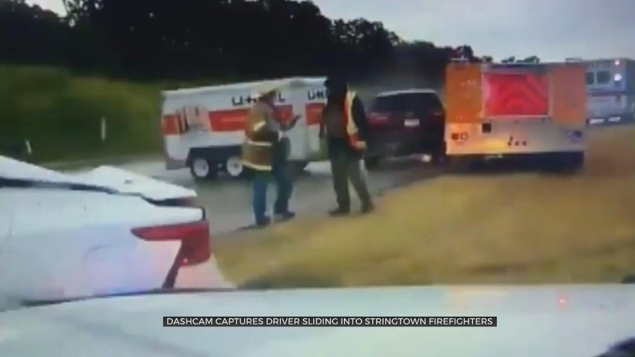 Troopers Warn Drivers After Roadside Crews Were Struck