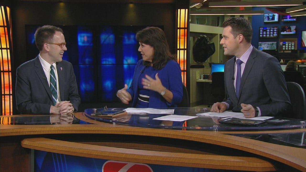Tulsa Mayor G.T. Bynum On Oversight For Police