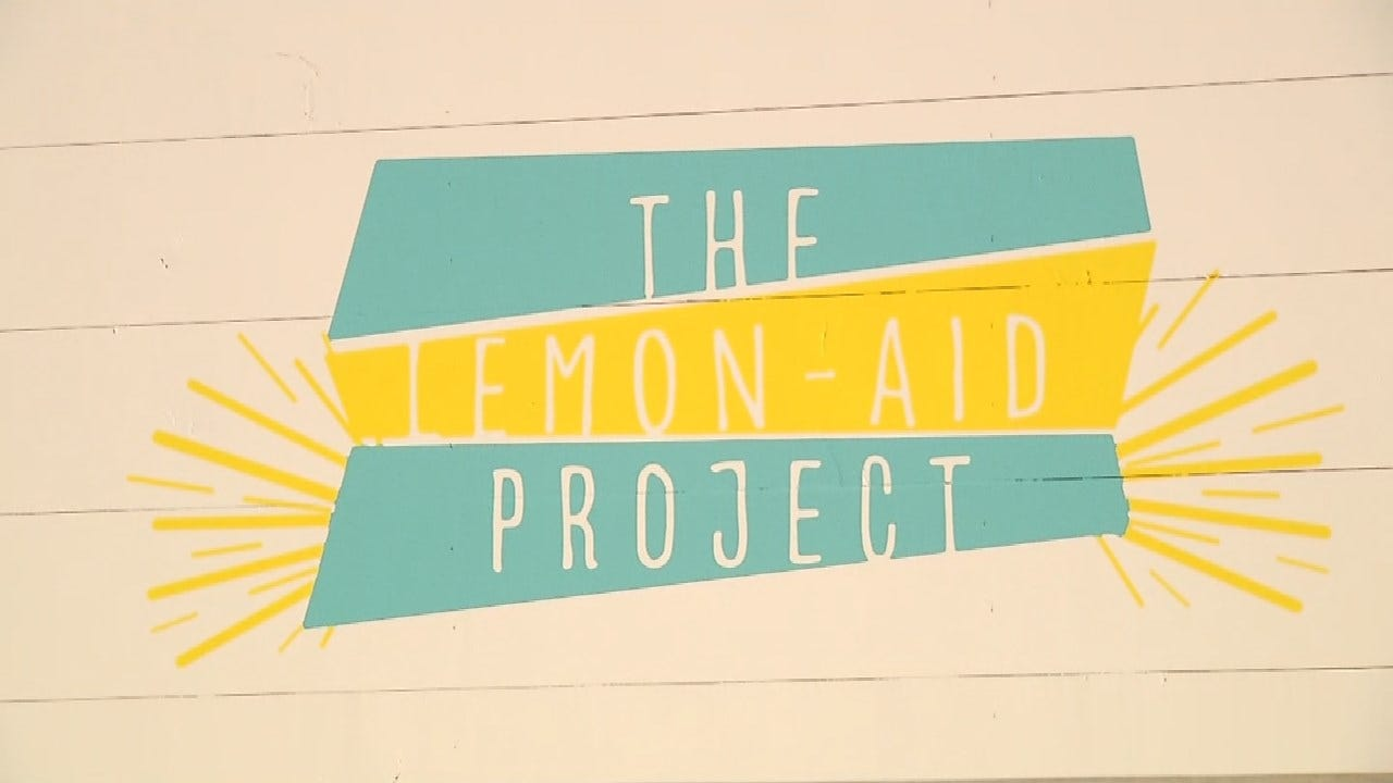 Lemon-Aid Fundraiser Celebrates 25 Years In Tulsa At Guthrie Green