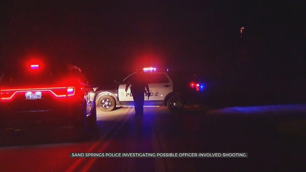Update: OSBI Investigates After Sands Spring Officer-Involved Shooting
