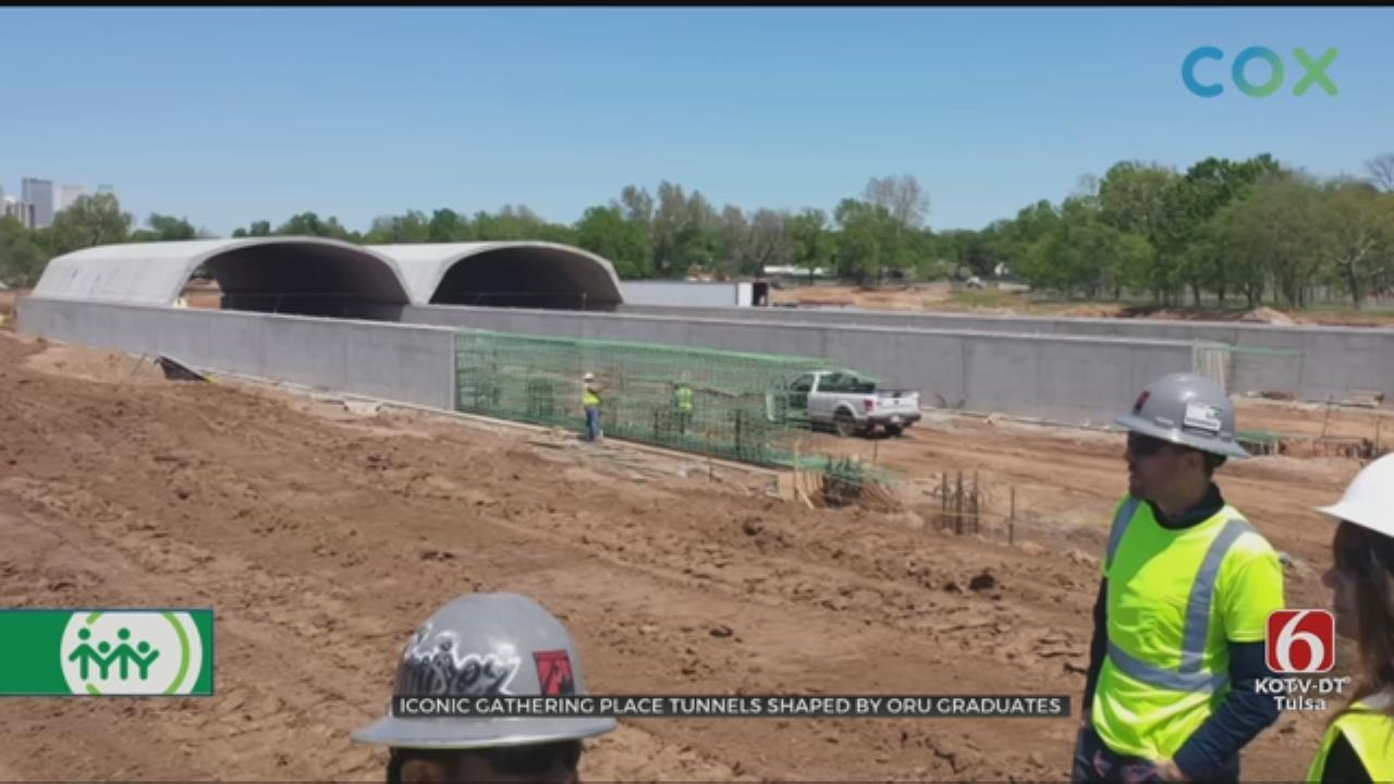 2 ORU Graduates Contribute To World-Renowned Tulsa Park