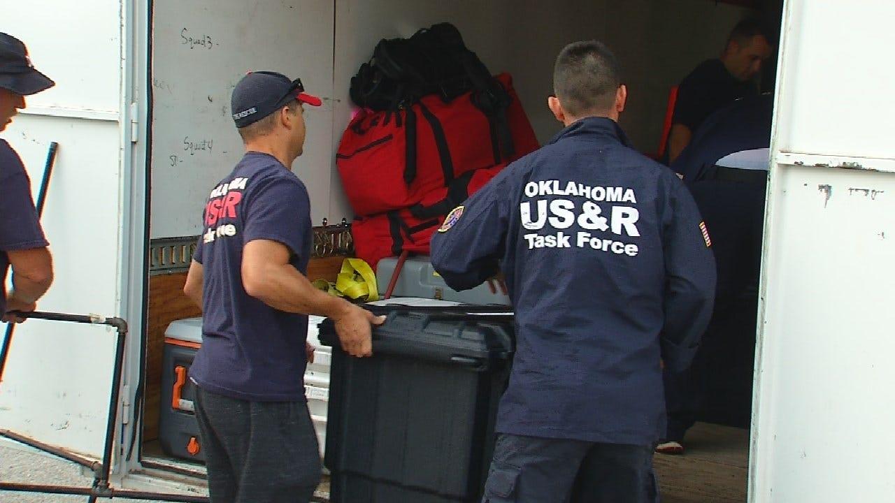 Oklahomans Head To Florida As Hurricane Dorian Intensifies