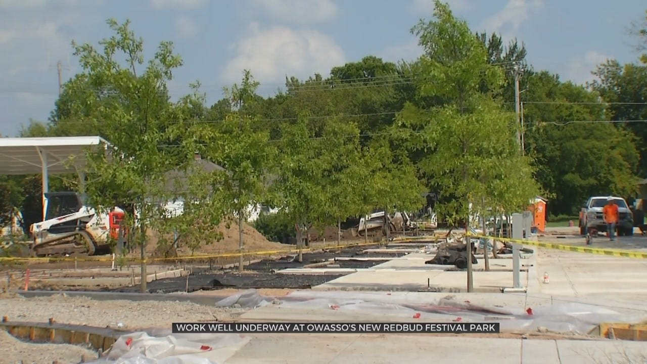 Businesses In Owasso Hope New Park Will Bring In Customers