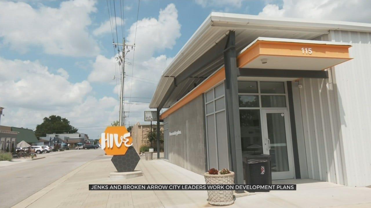 Broken Arrow, Jenks Focus On Economic Growth & Revitalizing Neighborhoods