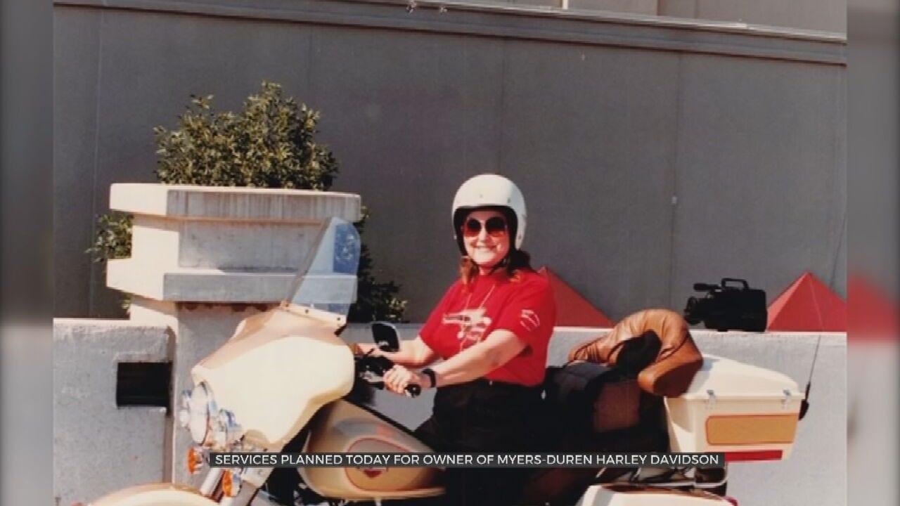 Long-Time Owner Of Tulsa's Myers-Duren Harley-Davidson Remembered