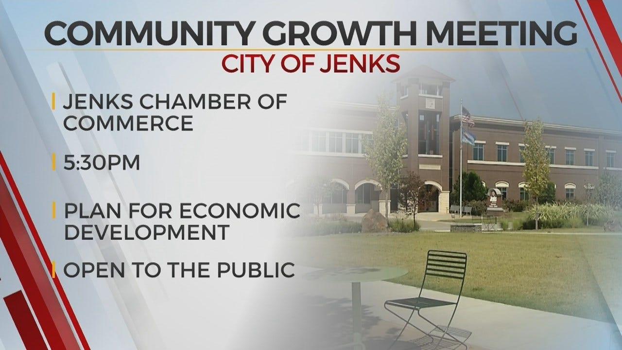 Broken Arrow, Jenks Holding Community Meetings