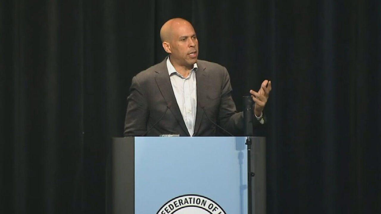Presidential Hopeful Cory Booker To Visit Tulsa Thursday