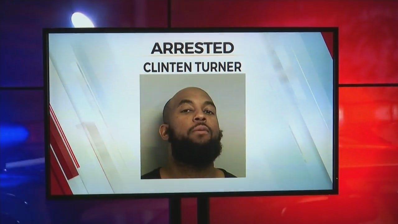 Tulsa Police Arrest Man Accused Of Burglarizing T-Mobile Store
