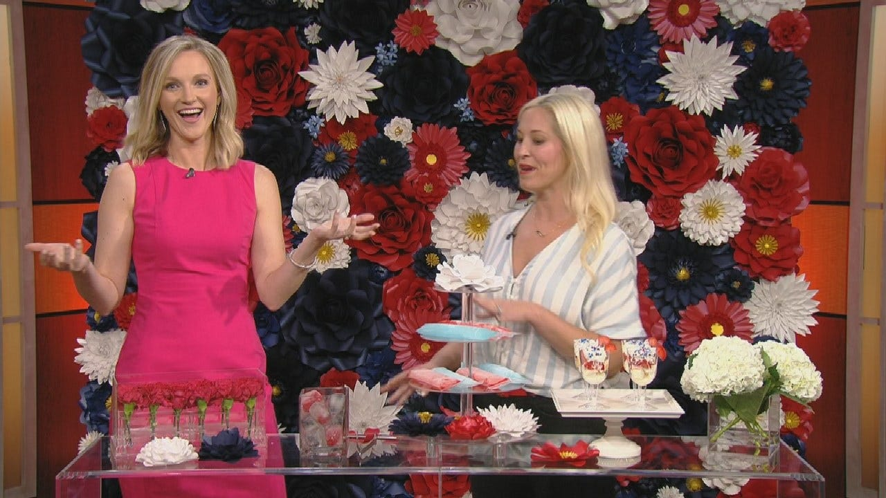 Stacia Knight Learns Some Simple Last-Minute Labor Day Party Tips