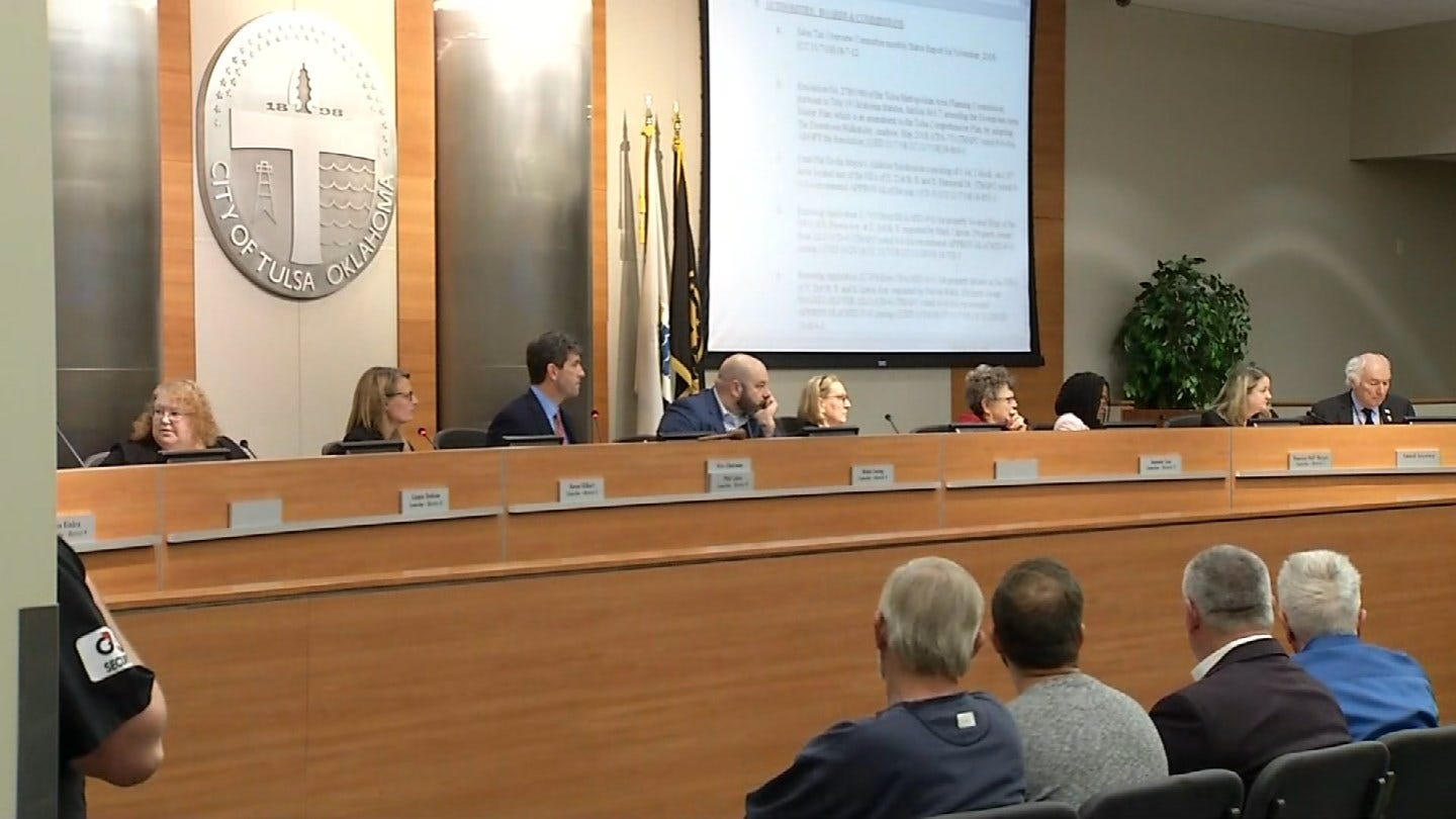 Tulsa City Council Scheduled To Vote On Creation Of Police Oversight Committee