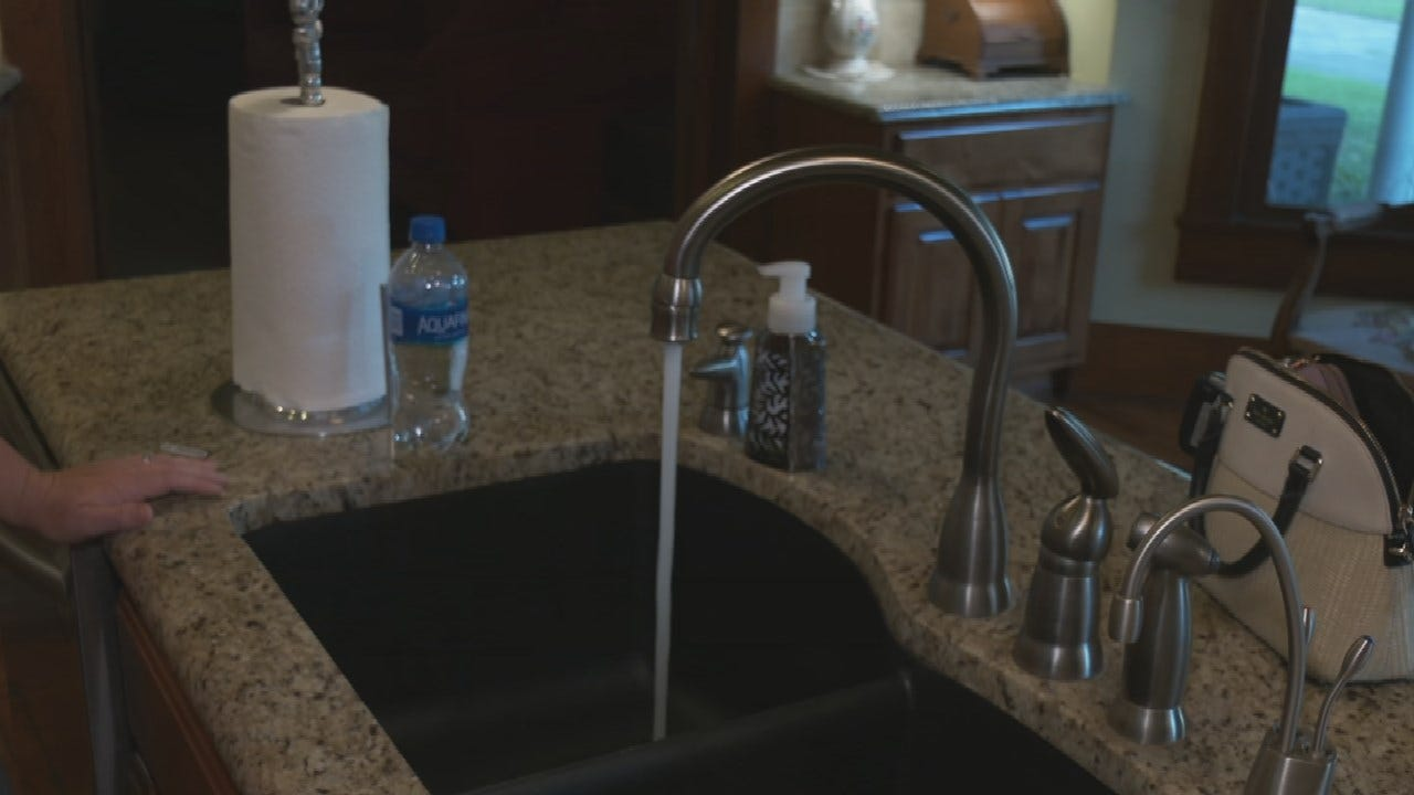City Responds To Concern Over Discolored Water