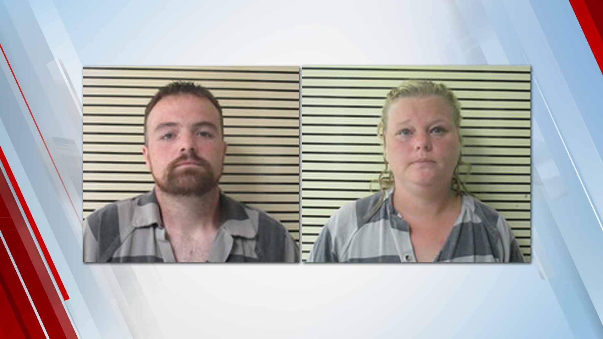 UPDATE: Wagoner Parents Charged With Murder In Drowning Death Of Their 4-Year-Old Son