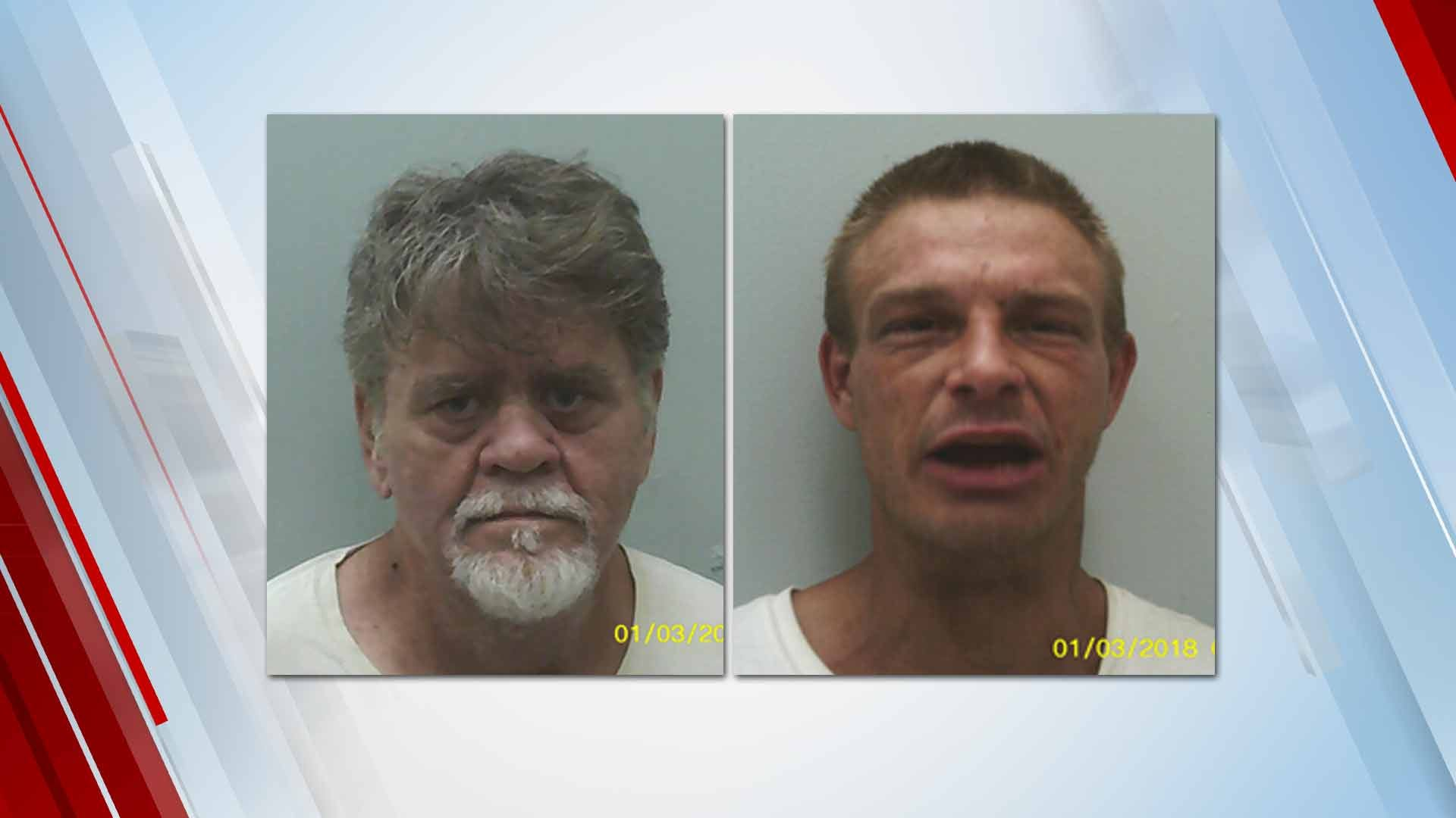 2 Men Arrested In Connection With Craig County Murder