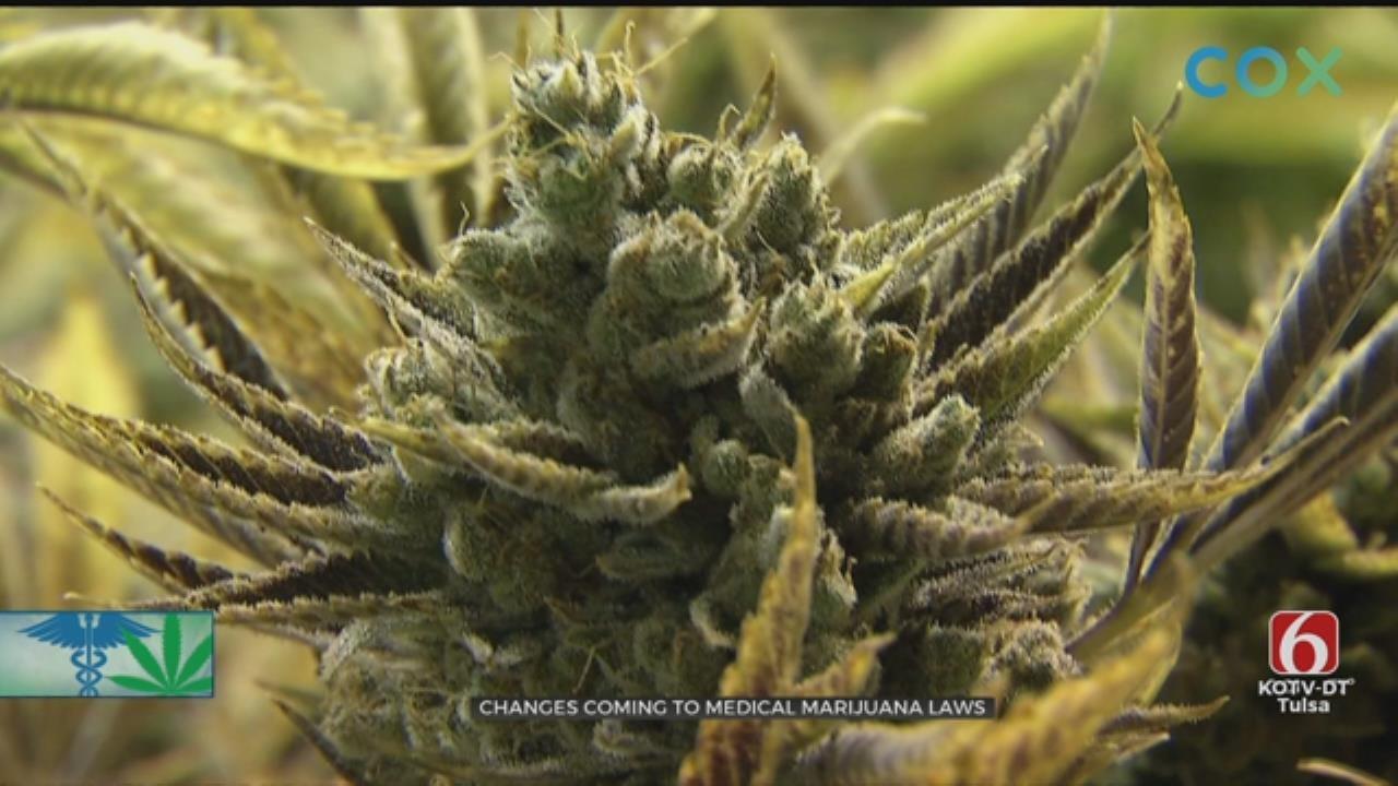 New Medical Marijuana Regulations Set To Take Effect In September 2019