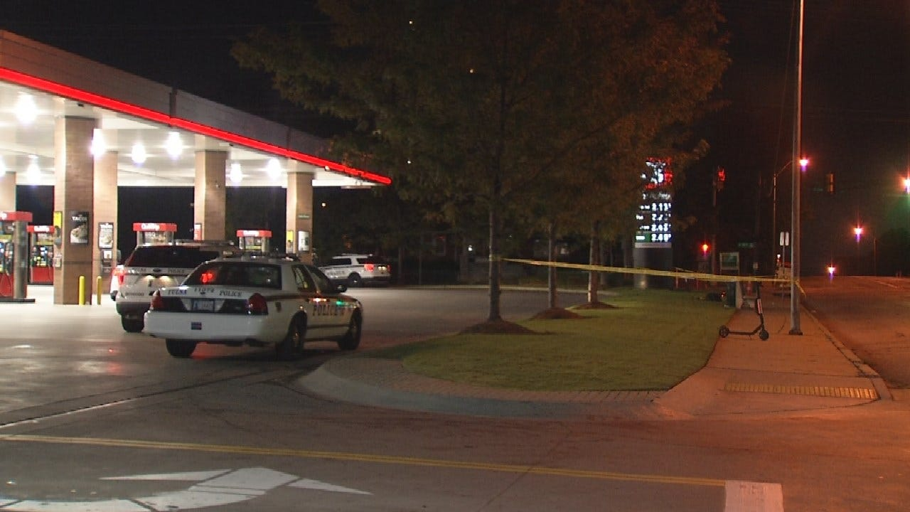 Homeless Man Shot By Security Guard Outside Tulsa QuikTrip