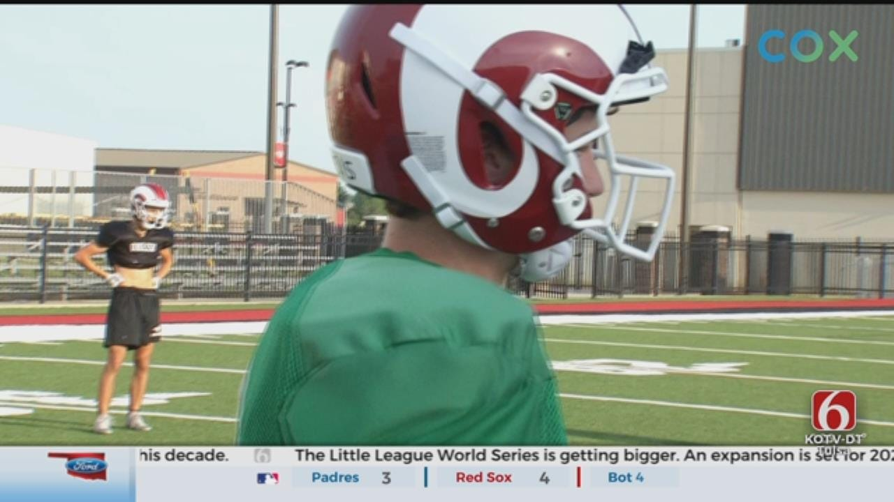 Owasso's New QB Is Perfect Marksmen On And Off The Field