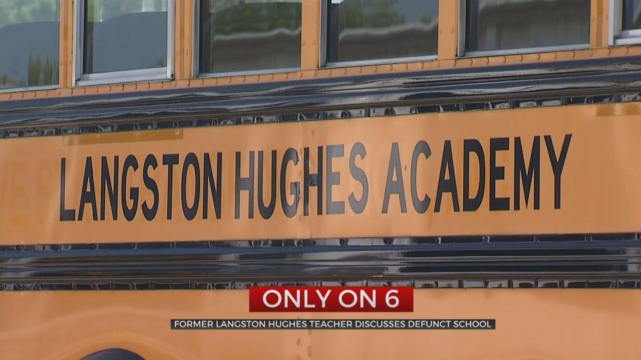 Langston Hughes Academy Staff Still Waiting For Paychecks After Tulsa School's Closure