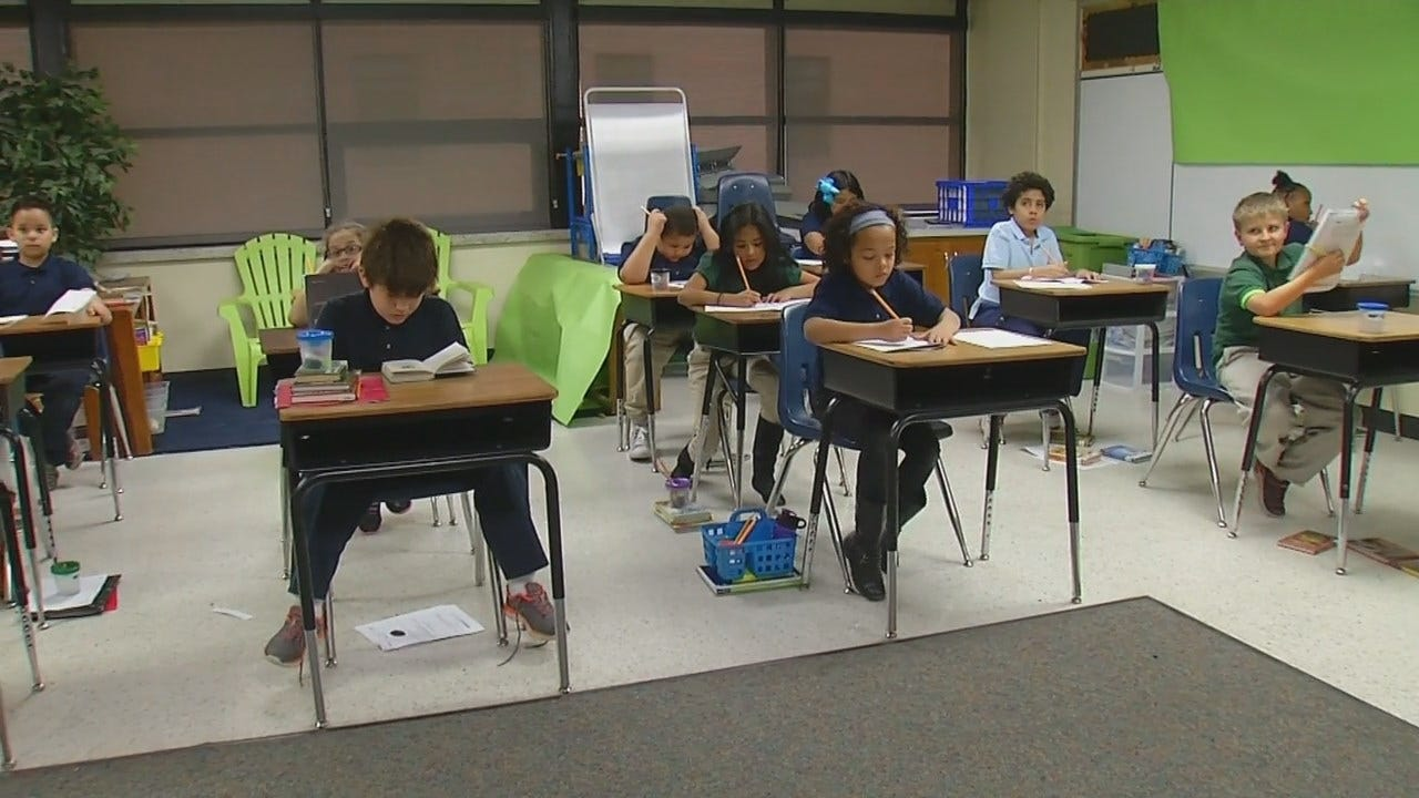 Back-To-School Sleep Routine Crucial To Students, OU-Tulsa Professor Says