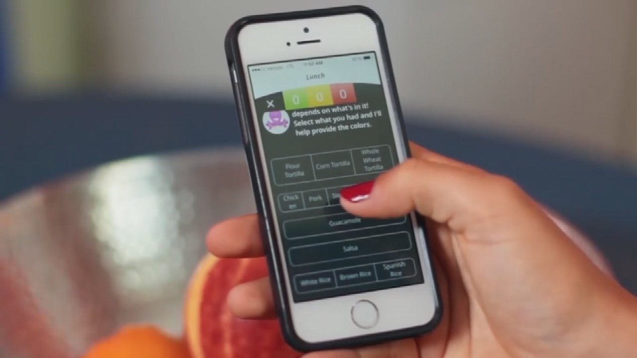 Weight Loss App For Kids Stirs Debate Online