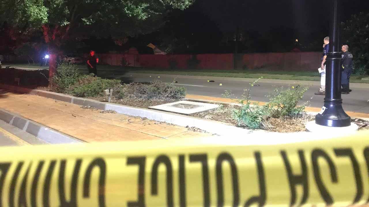 Tulsa Police Investigate Deadly Hit And Run
