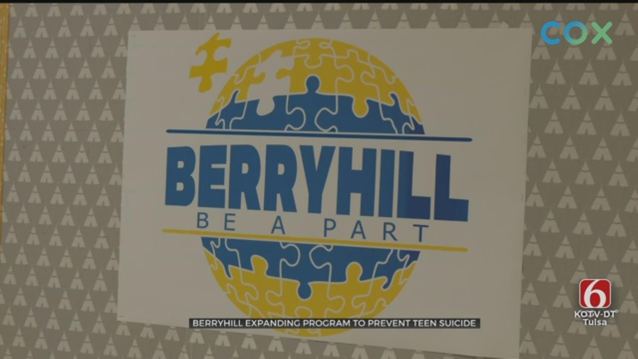 Berryhill Middle School, High School Start 'Be A Part' Program