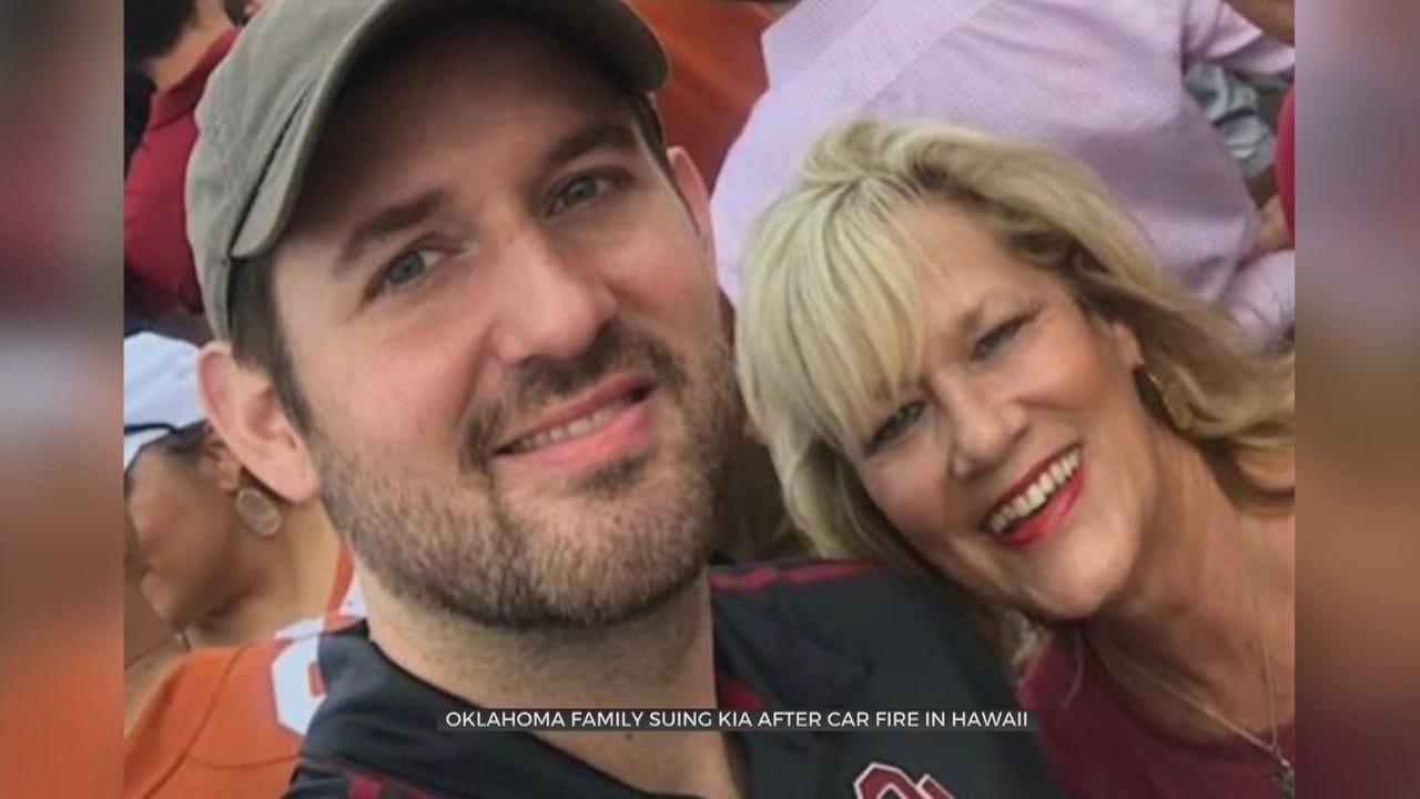 Kia Motors Faces Lawsuit From Oklahoma Family